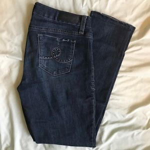 Silver Jeans Slim Straight - 10